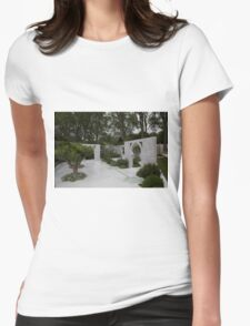 RHS Chelsea Flower Show Womens Fitted T-Shirt