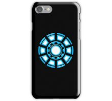 Arc Reactor, Comic, Hero, Superheroes,  iPhone Case/Skin