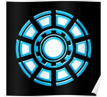 Arc Reactor, Comic, Hero, Superheroes,  Poster