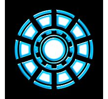 Arc Reactor, Comic, Hero, Superheroes,  Photographic Print