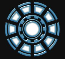 Arc Reactor, Comic, Hero, Superheroes,  Baby Tee