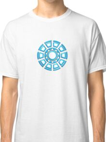 Arc Reactor, Comic, Hero, Superheroes,  Classic T-Shirt