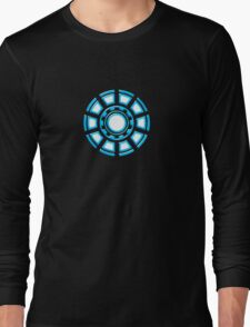 Arc Reactor, Comic, Hero, Superheroes,  Long Sleeve T-Shirt