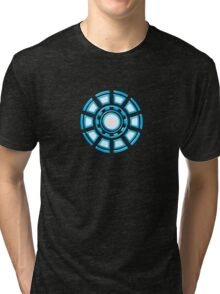 Arc Reactor, Comic, Hero, Superheroes,  Tri-blend T-Shirt