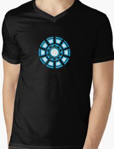 Arc Reactor, Comic, Hero, Superheroes,  Mens V-Neck T-Shirt