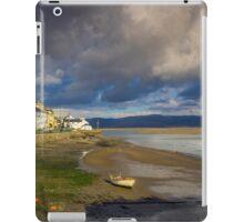 Aberdovey Seafront iPad Case/Skin