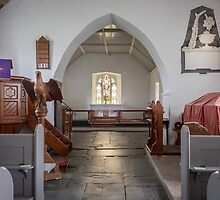 St Michael Penbryn by mlphoto