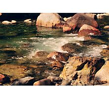 River Flow Photographic Print