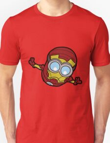 Minions Assemble - Iron Min T-Shirt
