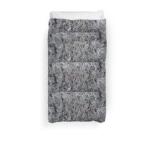 Pipe Ends ~ pillow collection Duvet Cover