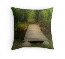 Mystical Throw Pillow