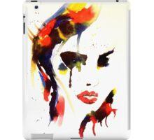 Ink n Tabs (Fragile Beauty) iPad Case/Skin