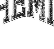 Collegiate Bohs Sticker