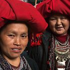 Red Dzao Women - Sapa, Vietnam by Alex Zuccarelli