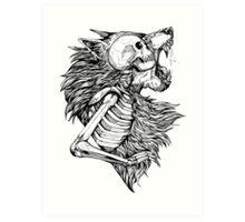 Lilith's Brethren Inks Art Print