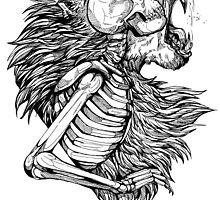 Lilith's Brethren Inks by WOLFSKULLJACK
