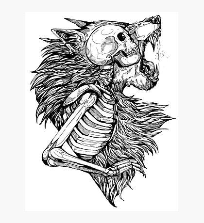 Lilith's Brethren Inks Photographic Print