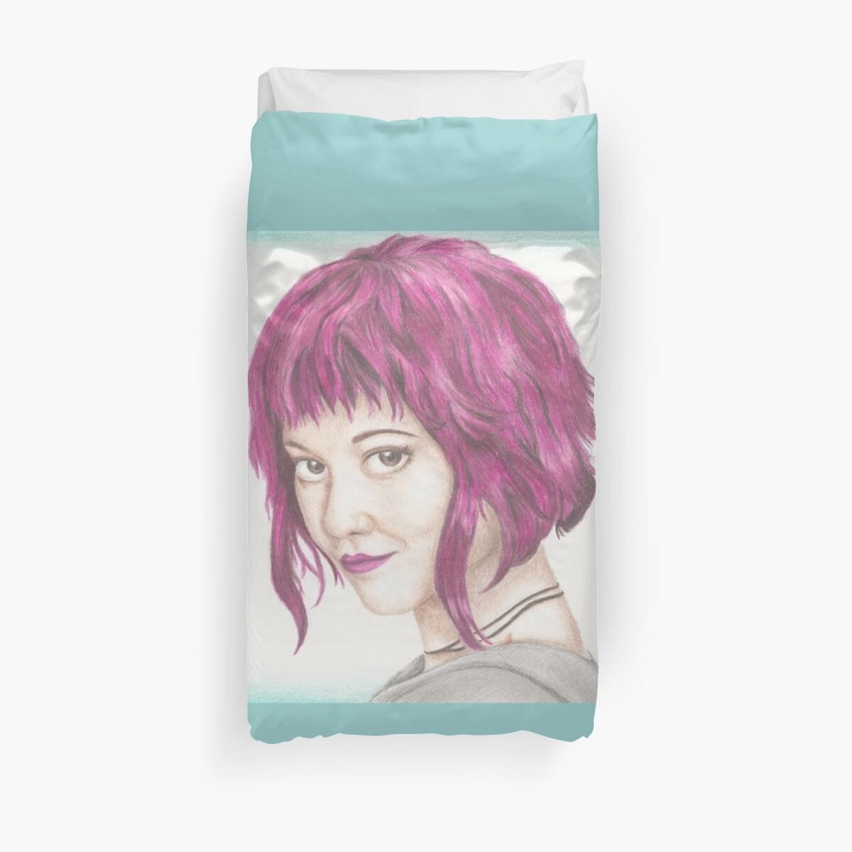 Pink Haired Ramona by Jade Jones