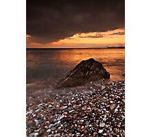 Pebbles Photographic Print