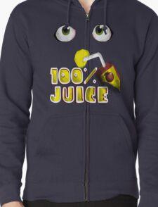 100% Juice Zipped Hoodie