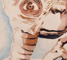 E.T l'extraterrestre Sticker