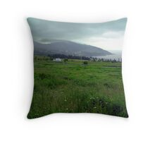 Cape George,Nova Scotia Throw Pillow