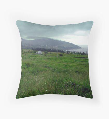 Cape George,Nova Scotia Throw Pillow
