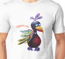 Podgy Bird Unisex T-Shirt