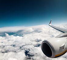 Flying by Alberto Perez Veiga