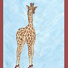 Prima Donna Giraffe/Stay On Your Toes! by redqueenself
