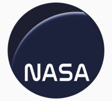 Interstellar movie NASA logo by hopography