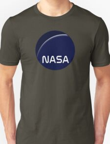 Interstellar movie NASA logo Unisex T-Shirt