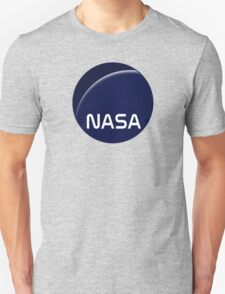 Interstellar movie NASA logo T-Shirt