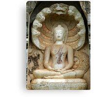 Serene Buddha Canvas Print