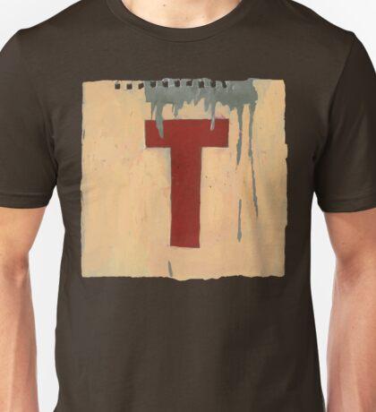 """""""T"""" Shirt Unisex T-Shirt"""