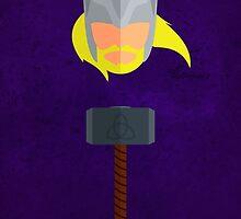 The Myth - Thor by alastairmcneill