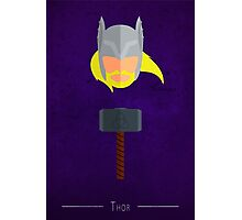 The Myth - Thor Photographic Print