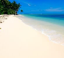 Beach - Cocos (Keeling) Islands by Karen Willshaw