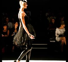 Diet Coca Cola Little Black Dress Show by David Petranker by David Petranker
