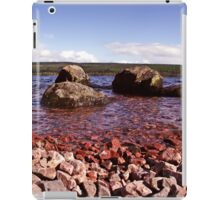Low Down on Loch Ness iPad Case/Skin
