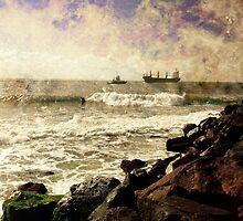 Sea Rider by reflector