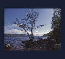 From the Shores of Loch Ness, Scotland T-Shirt