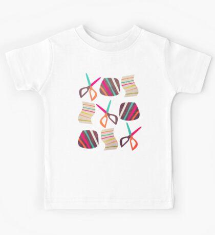 Rock Paper Scissors Kids Tee