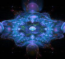 Cosmic Soup by ArtByDrew