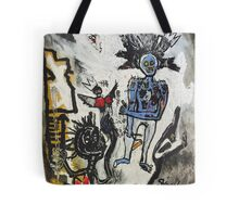 Destruction of Radiance Tote Bag