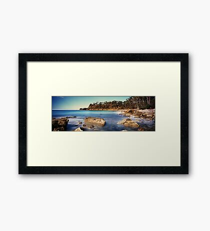 Bannisters Head, Mollymook - South Coast, NSW Framed Print