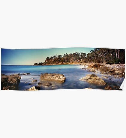 Bannisters Head, Mollymook - South Coast, NSW Poster