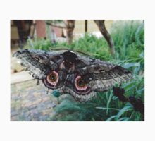 Speckled Emperor Moth Kids Clothes