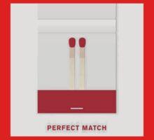 Perfect Match by piiiiiiiinky