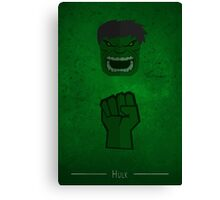 The Beast - Hulk  Canvas Print